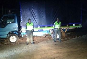 En video quedó registrado operativo para recuperar camión robado