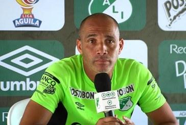 El volante Mayer Candelo habló de cuál es el problema del Deportivo Cali