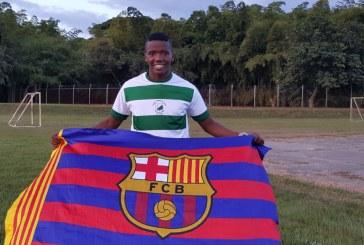Yeison Tolosa podría ser el primer colombiano en 'La Masía' del Barcelona