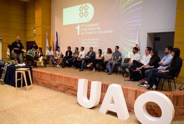 Universidad Autónoma de Occidente debatió los nuevos retos del Diseño Industrial