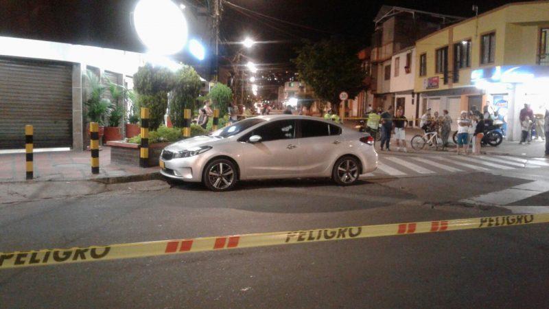 Atentado sicarial dejó un hombre muerto en el barrio Bretaña de Cali