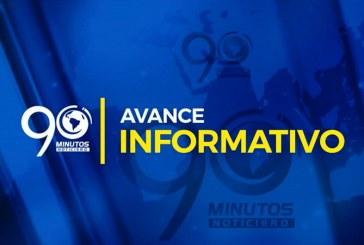 Avance informativo viernes 22 de septiembre de 2017