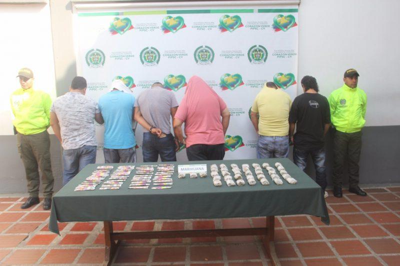 Banda delincuencial 'Los Miranda' fue desarticulada por la Policía de Cali