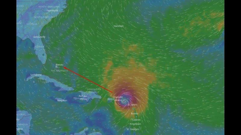 Caleña cuenta el impacto que sufrió Guaynabo, Puerto Rico, con el paso del huracán María
