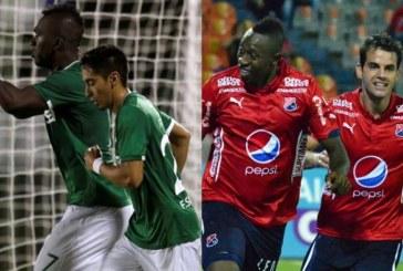 Deportivo Cali recibirá al Medellín para definir finalista de la Copa Águila 2017