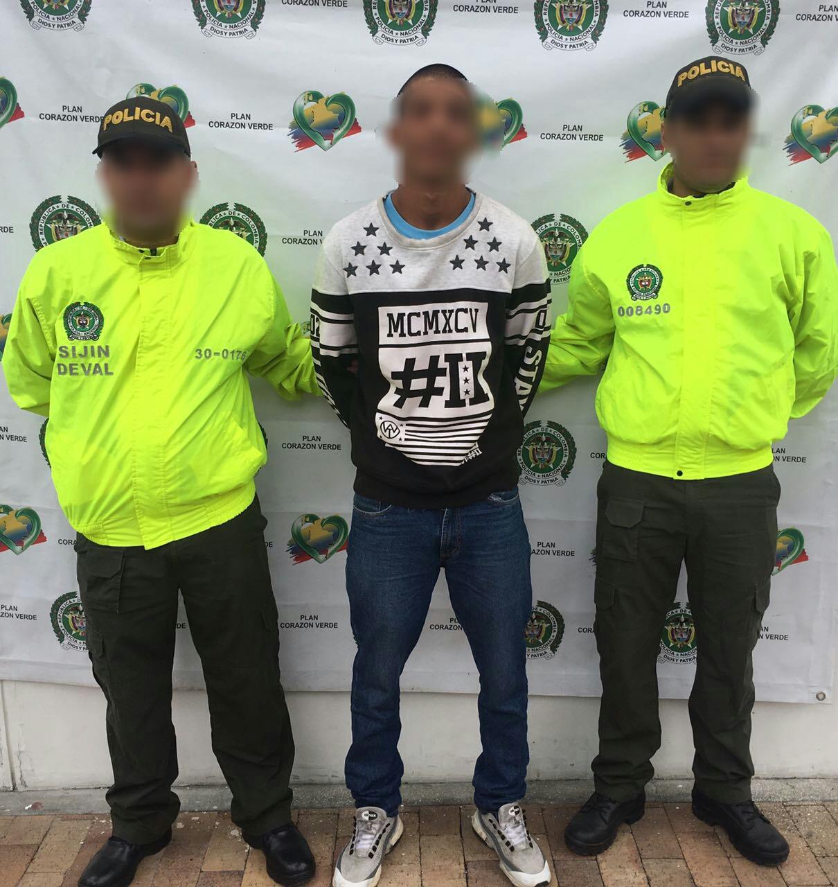 Capturado alias El Bimbo, presunto homicida del reportero Élmer Agudelo