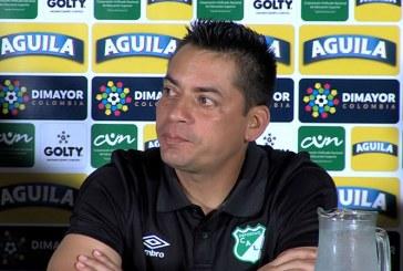 Cifras acompañan a Héctor Cárdenas en el banco del Deportivo Cali
