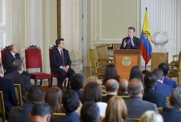 Clan del Golfo está dispuesto a someterse a la justicia: Juan Manuel Santos