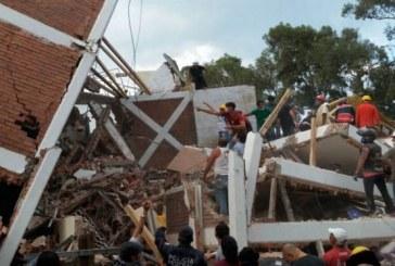 Confirman que no hay colombianos fallecidos en el terremoto de México