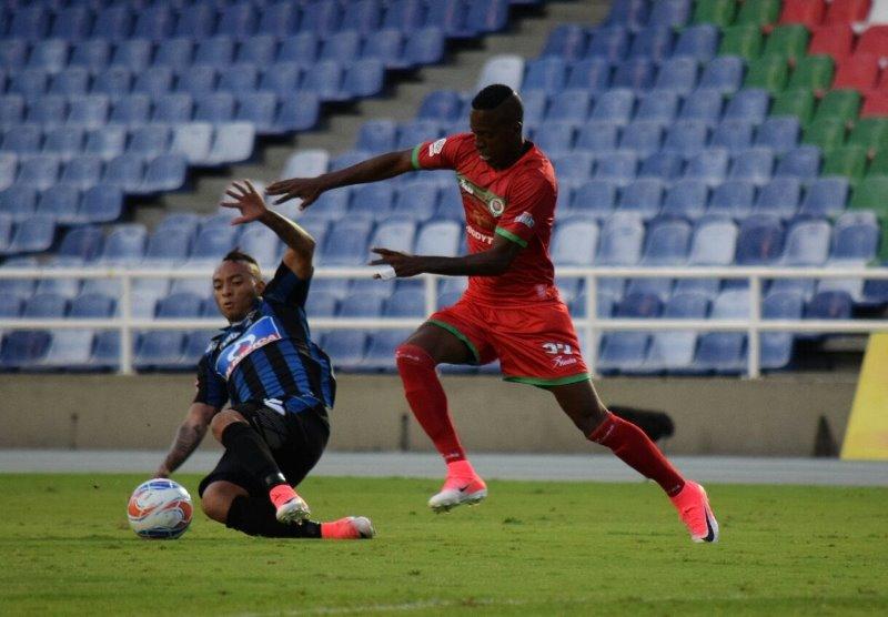 Cortuluá derrotó 1x0 al Junior en la fecha 11 de la Liga Águila