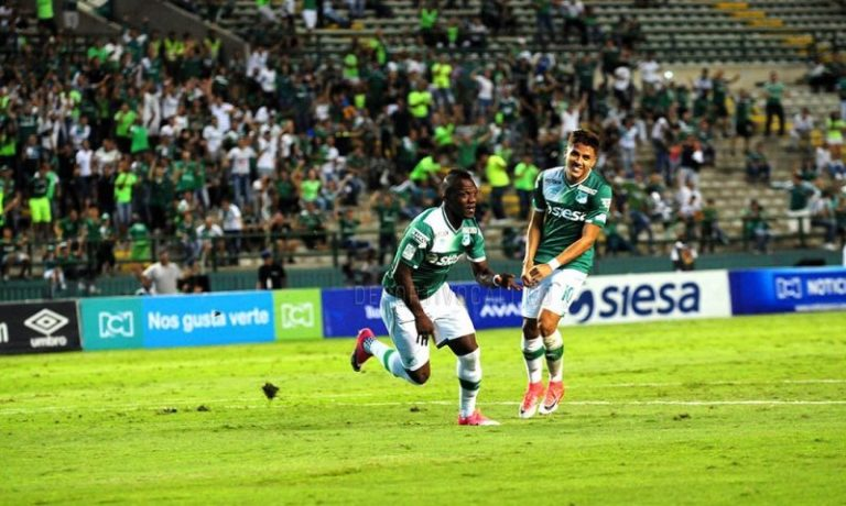 Deportivo Cali empieza a levantar cabeza y derrota 2x1 a Atlético Bucaramanga