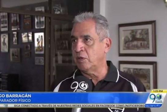 "Diego Barragán habló sobre la llegada del ""Polilla"" al América de Cali"