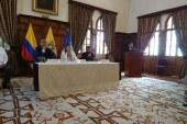 Gobierno dice que retiro de negociadores no supone fin del diálogo con ELN