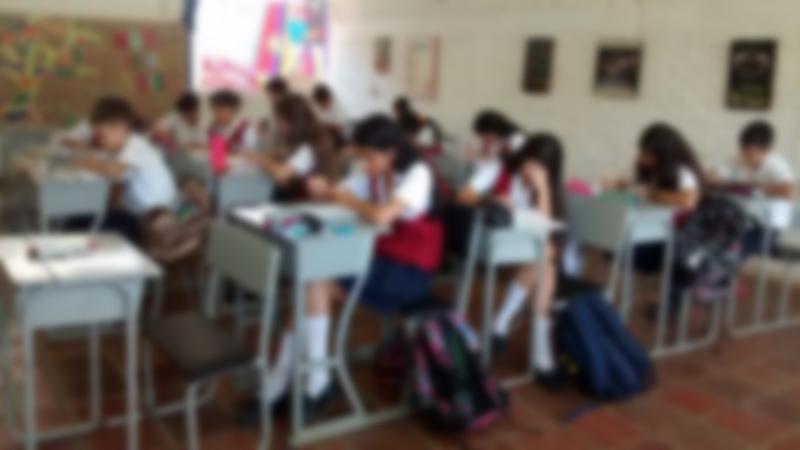 Estudiante en Florida, Valle lanzó gas pimienta afectando a cerca de 30 compañeros