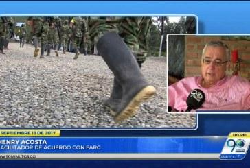 De 220 excombatientes de las Farc solo quedan 70 en zona veredal de Monte Redondo