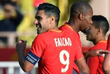 'El Tigre' Falcao clasificó al Mónaco a la final de la Copa de Francia