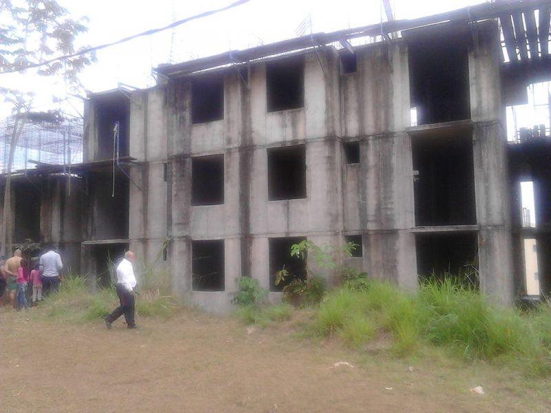 Falleció niño al caer de un quinto piso de edificio de Altos de Santa Elena