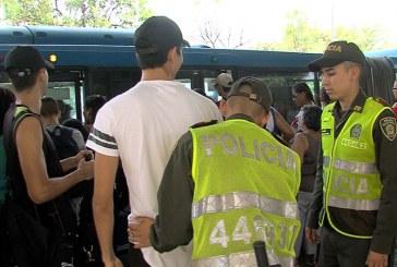 Firma de convenio entre Metrocali y Policía busca reforzar seguridad en el Mío