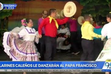 Niños de fundación caleña fueron seleccionados para danzarle al papa