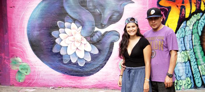 Festival 'Graficalia, habláme en colores': arte y reflexión para todos los caleños
