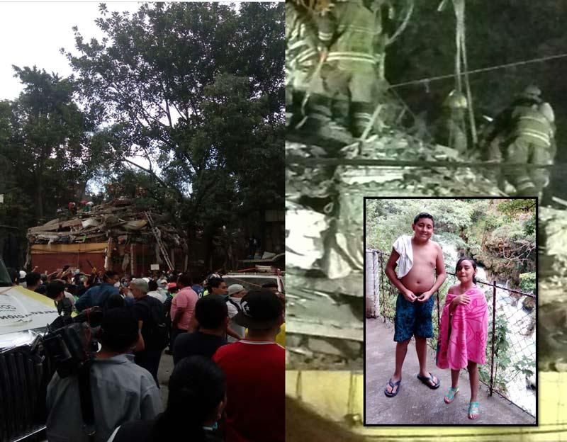Colombiano perdió a sus dos hijos en tragedia de México