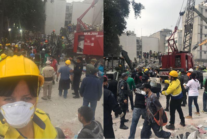 Caleños radicados en México narraron angustiosos momentos tras terremoto
