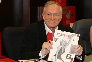 Mundo del espectáculo de luto por muerte del creador de Playboy, Hugh Hefner
