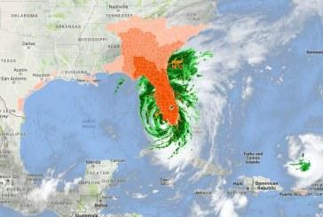 En categoría cuatro, huracán Irma tocó tierra en cayos de Florida