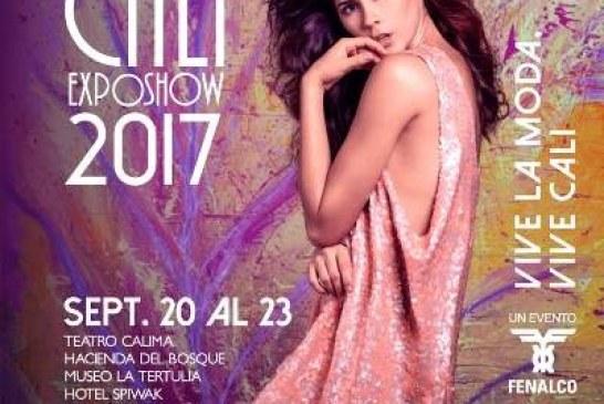 Victorio y Lucchino pusieron a vibrar a los caleños en la apertura del Exposhow 2017