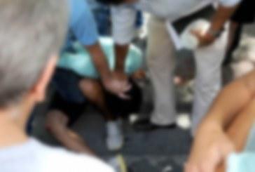 Intentó asaltar a una mujer en el centro de Cali, pero la comunidad casi lo lincha