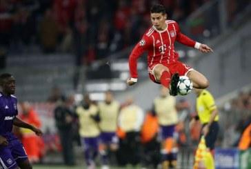 James Rodríguez y Juan Cuadrado figuras en la jornada de Champions League