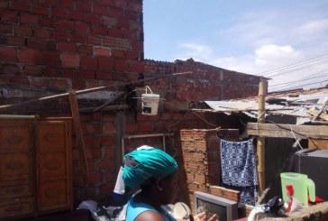 28 casas destechadas en Comuneros fue el saldo que dejaron lluvias de este miércoles