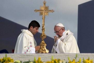 El mensaje del papa Francisco durante su homilía en el Parque Simón Bolívar