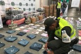Mercancía de contrabando decomisada durante 2017 supera los 7.200 millones