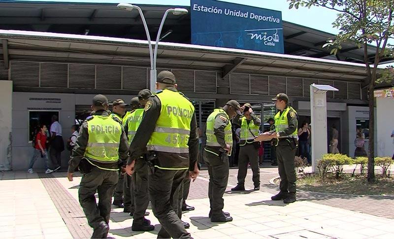 Metrocali firmó convenio con la Policía para aumentar seguridad en el Mío