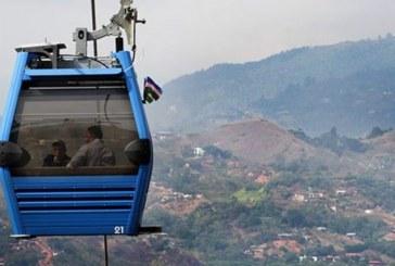 Cinco años del Mío Cable: transportarse por los cielos de la ladera de Cali