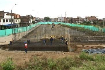 Obras de prolongación de la Avenida Ciudad de Cali avanzan en un 60%