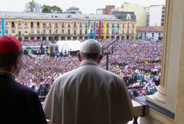 En video: Lo que dijo el papa Francisco sobre el América de Cali en su visita a Colombia