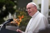 ¡Impresionante! El Papa Francisco vuelve a dar muestra de su humildad