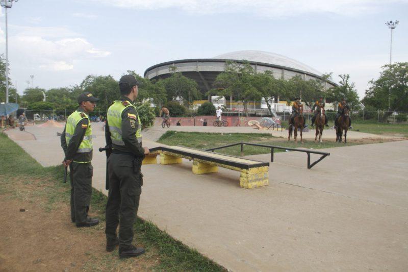 No más robos a deportistas: unidad deportiva Alberto Galindo será 'Zona Protegida'