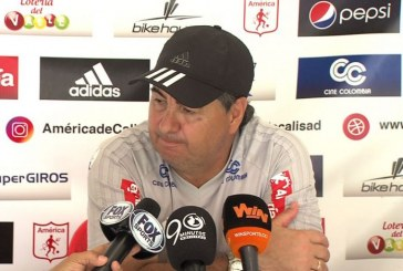 América de Cali ya le tendría reemplazo al técnico Jorge 'Polilla' Da Silva