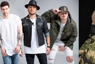 Reykon y Piso 21 se presentarán en los Kids' Choice Awards Colombia