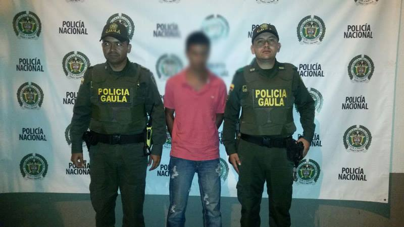 Policía capturó presunto secuestrador de menor de 3 años en Terminal de Cali