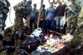 Seis capturados por extraer material rocoso para explotación minera en los farallones de Cali
