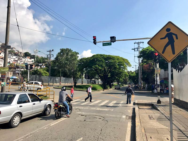 Preocupación por aumento de casos de vandalismo contra semáforos de Cali