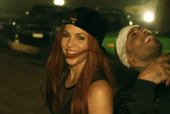 Shakira y Nicky Jam revolucionan las redes con videoclip de 'Perro Fiel'
