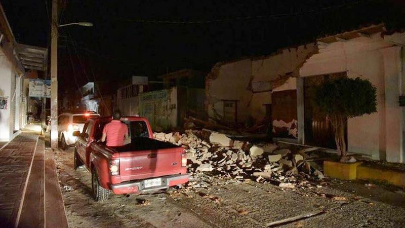 México vivió el terremoto más fuerte en sus últimos 100 años