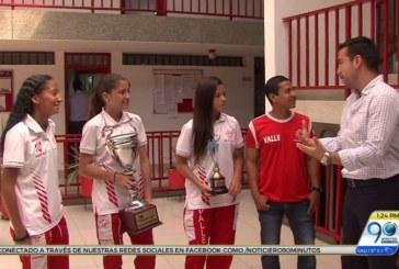 Selección Valle prejuvenil de fútbol femenino cortó racha de dos años sin ganar títulos