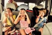 Viajar con niños: cinco consejos de seguridad al volante