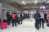 Tripulación extranjera llegó a cubrir la ruta Cali – Madrid de Avianca